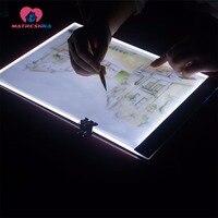 Diamond Painting Accessories Diamond Embroidery Adjustable Ultra Thin A4 LED Light Tablet Pad Diamond Mosaic Cross