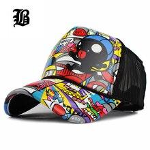[FLB] взрослых Мода унисекс классические, для водителя грузовика бейсбольная бейсболка кепка с сеткой шляпа Винтаж для женщин и мужчин Gorras хип-хоп бейсболка
