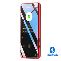 Yescool X8 metal touch screen MP4 Bluetooth music player for sports jogging supports voice recorder E book reader picture viewer