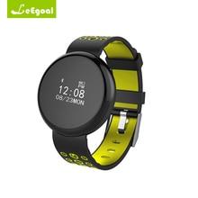 Смарт-часы Водонепроницаемый IP68 Приборы для измерения артериального давления сердечного ритма сна мониторы спортивные часы с напоминание Bluetooth для Для мужчин wo Для мужчин S