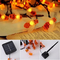 styling holiday decoration string lawn lawn atmosphere decoration