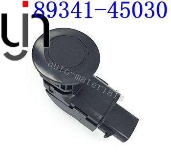 10pcs PDC Parking Distance Control Sensors For Toyota Sienna 3.5L GSL20 GSL25 black white silver color 89341-45030
