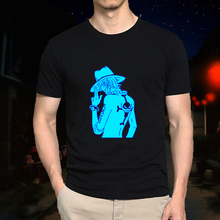 One Piece Glowing T-Shirts (18 models)