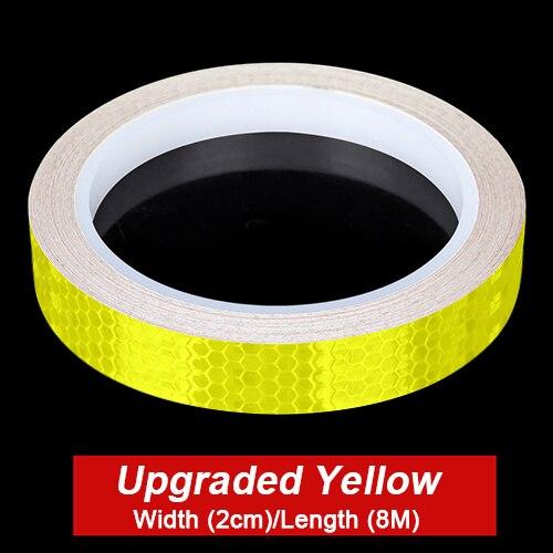 Yellow Stickers 2cm