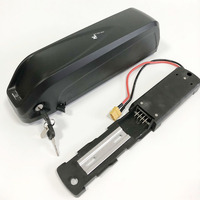 48V 13Ah electric bicycle Lithium ion Battery ebike 48v battery with 30A BMS for 250W 500W 750W 1000W Motor