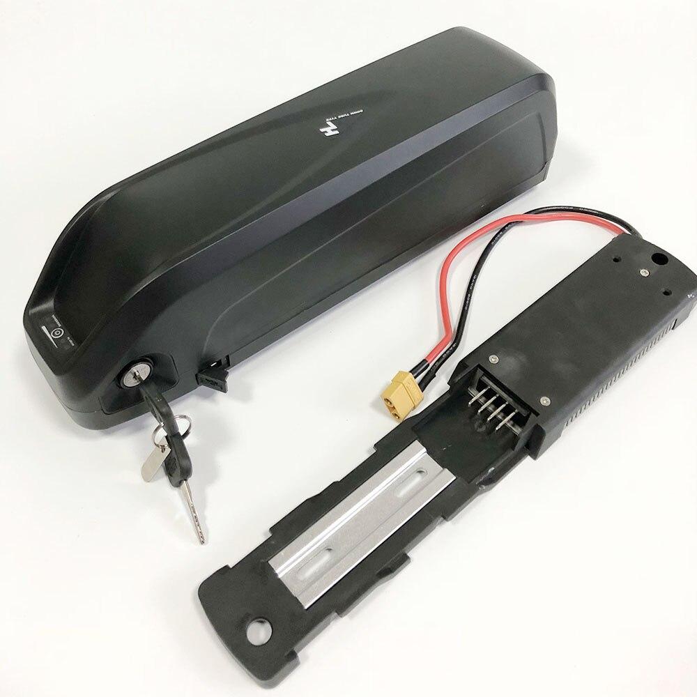 48 V 13Ah bicicleta eléctrica batería de iones de litio ebike 48 V batería con 30A BMS para 250 W 500 W 750 W 1000 W Motor