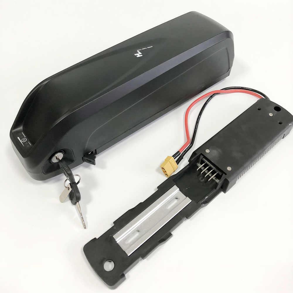 48V 13Ah 17.5Ah bicicleta eléctrica batería de iones de litio ebike 48v batería con 30A BMS para 250W 500W 750W 1000W Motor