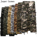 Free Shipping 2017 Camouflage pants Men casual trousers  Casual Loose Long Full Length Cargo Pants   77