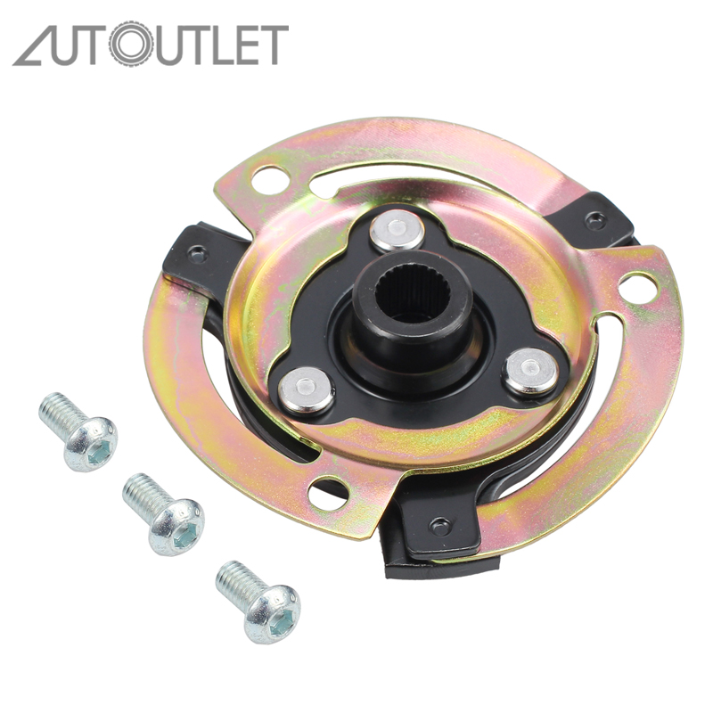 Air Conditioning & Heat Back To Search Resultsautomobiles & Motorcycles Considerate Autoutlet 5n0820803 Air Conditioning A/c Compressor Clutch Hub For Seat Skoda Vw Repair Kit 5n0820803 For Delphi Cvc Compressor