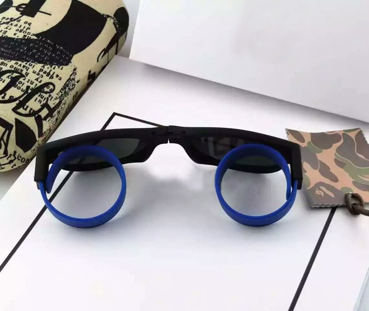 Portable Folding Bracelet Sunglasses  (17)