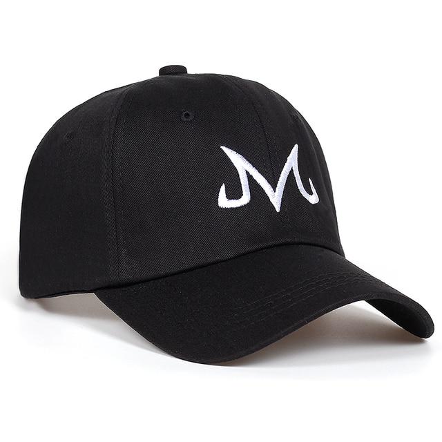 2018 new High Quality Brand Majin Buu Snapback Cap Cotton Baseball Cap For Men Women Hip