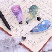 Correction-Tape Item Materials School-Supplies Novelty Kawaii for Kids Gift Starry Sky-Style
