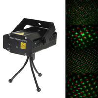New Arrival Blue Mini Lazer Pointer Projector Light DJ Disco Laser Stage Lighting For Xmas Party