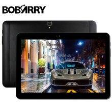 2017 новые bobarry S116 4 г LTE Android 6.0 10.1 дюймов планшетный ПК 8-ядерный 4 ГБ Оперативная память 128 ГБ Встроенная память IPS таблетки компьютер MT8752