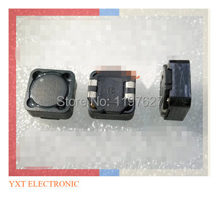 Free Shipping  12x12mm Coupled Inductor Arrays,Signal Transformer 10uH 2A -- 744871100, 10pcs/Lot