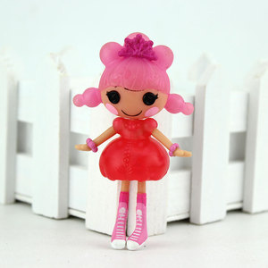 Image 5 - New arrival Mini  3Inch Original MGA Lalaloopsy Dolls Mini Dolls For Girls Toy Playhouse Each Unique