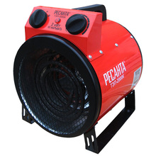 Пушка тепловая электрическая Resanta TEP-2000K (2 режима мощности 25/2000 Вт, производительность 250 куб.м/ч, наличие решетки, быстрый обогрев площади)