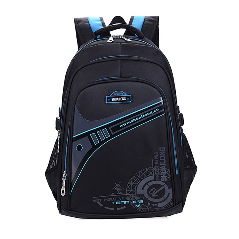 School Bag Orthopedic Children Backpack Schoolbags For Teenagers Boys Girls Kid Popular