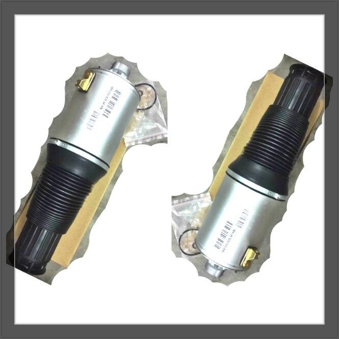 Бесплатная доставка 2 шт. ремкомплекты Пневматическая Пружина для audi a8 d3 Передняя Пневматическая подвеска стойки 4E0616039AF/4E0616040AF пневматический амортизатор