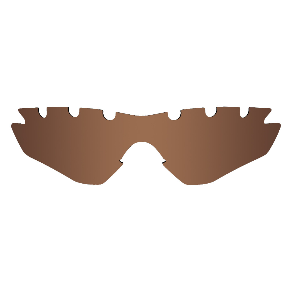 d0b413dc3a 2 Pieces Mryok POLARIZED Replacement Lenses for Oakley M2 Frame Vented Sunglasses  Lens Stealth Black   Bronze Brown-in Accessories from Apparel Accessories  ...
