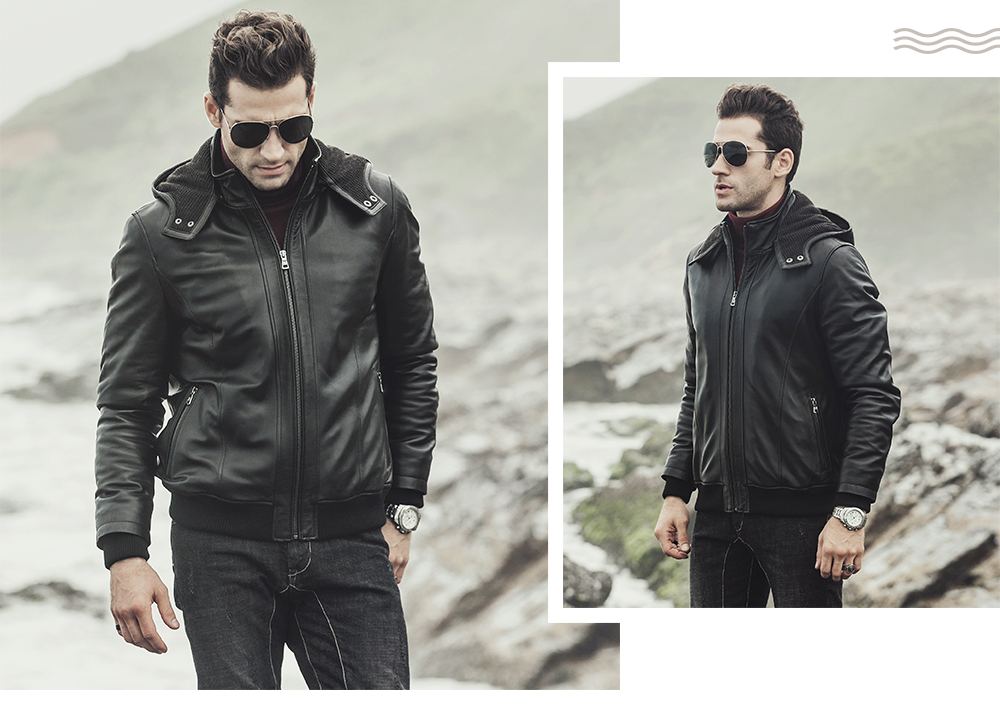 cf0409b3233 Detail Feedback Questions about FLAVOR 2017 New winter Men s Real ...