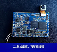 For MTK6582 tablet core board mobile phone core board handset terminal PDA (core board +TP+5 inch screen)