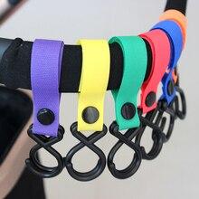 18 Colors Maclaren Yoya Baby Buggy Prams Stroller Accessories Organizer Hooks Pram Pushchair Hanger Hanging Carriage