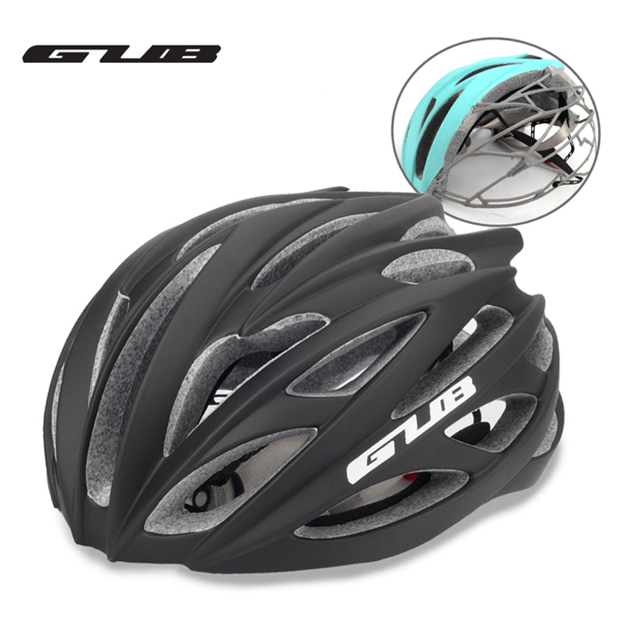 gub ultralight built-in keel bicycle helmet cap brand mtb road bike cycling helmet breathable outdoor evade safety sport helmet gub k90 outdoor bike bicycle cycling epu helmet gray