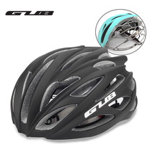 gub ultralight built-in keel bicycle helmet cap brand mtb road bike cycling helmet breathable outdoor evade safety sport helmet