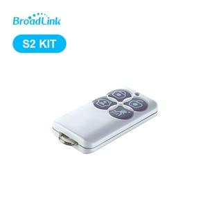 Image 4 - Broadlink S1 المضيف ، S1 ، مجموعة أدوات إنذار SmartOne ، مجموعة العناية المنزلية لنظام التشغيل الآلي للمنزل الذكي
