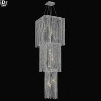 Chandeliers Luxury crystal lamp modern light lamp Empire leaded glass lamp L41cm x W40cm x H137cm