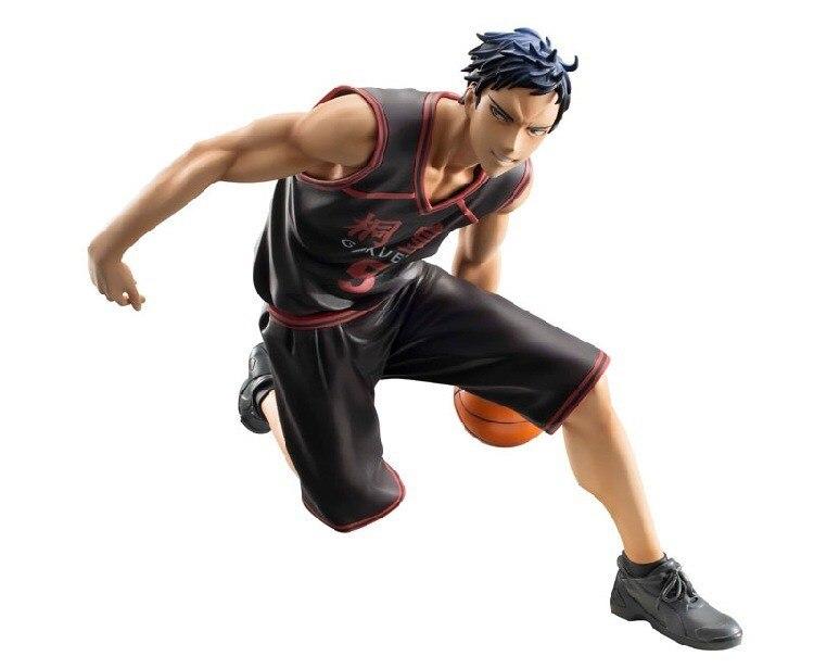 Kuroko no Basket Model Seirin Basketball Club Aomine Daiki Figure Zone TOO GAKUEN MH GEM 18CM PVC Action Figure Doll Toys