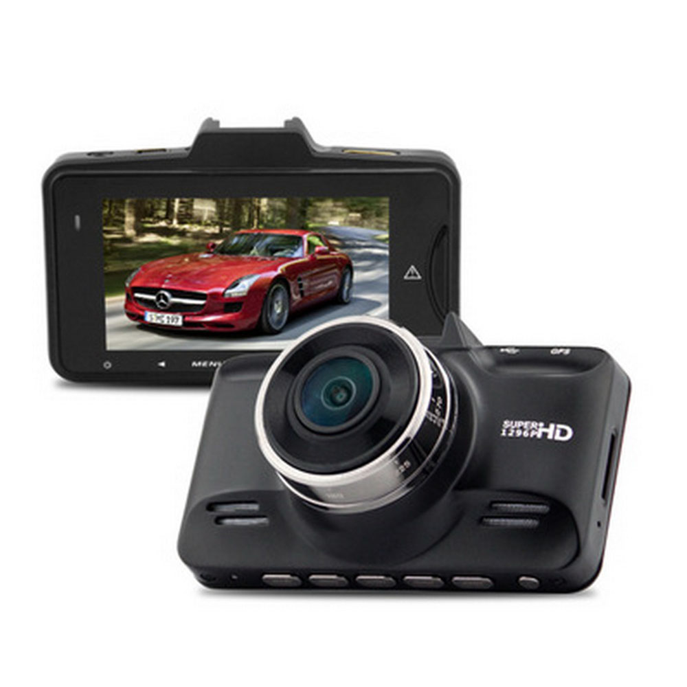Ambarella A7LA70 178 Degree Angle Lens G-Sensor Night Vision GPS Logger 1296P Full HD GS98C 2.7 inch Screen Car DVR
