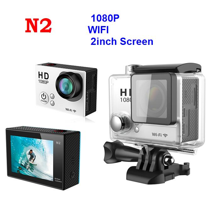 buy sports camera n2 g2 1080p full hd support wifi extreme sport camera dv. Black Bedroom Furniture Sets. Home Design Ideas