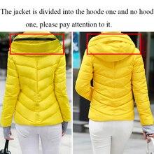 2018 New Ladies Fashion Coat Outerwear Parka