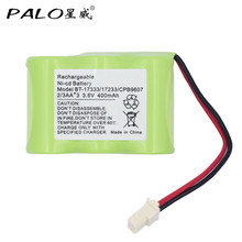 Win New Arrival BT-17333 Cordless Phone Battery for BT -17333/BT-17233/CPB9607 2/3AA*3 3.6v 400mAh dispense