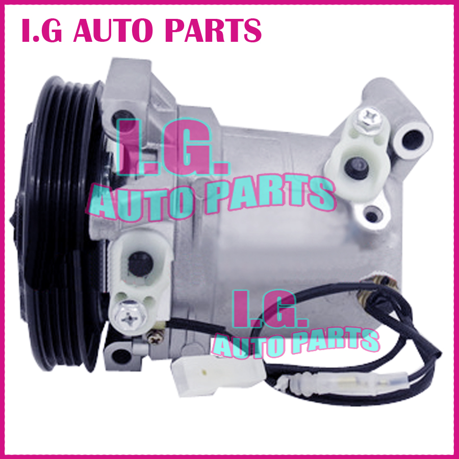 Cr10 Auto Ac Compressor For Car Nissan Verita 4grooves 12v Evaprator Kia New Picanto 2006 Hcc 73111fe030 A4201101a00002 In Air Conditioning Installation From Automobiles Motorcycles On