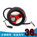 Coche al aire libre del hogar singlecasing bomba de aire del coche bomba inflable del neumático de coche bomba eléctrica 12 v