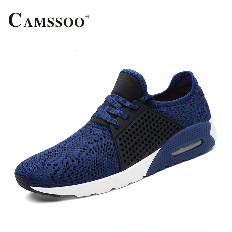 Camssoo Mens Sports Shoes Running Breathable New Sneakers Men Spring Autumn Outdoor Walk Run Shoes AA40371 ...
