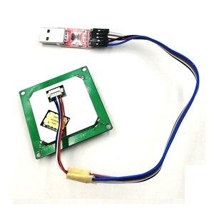 Image 2 - Lector UHF de largo alcance de 0 3M, módulo de escritor integrado, 865 868MHz, 915mhz, 902 928MHz, Uart pasivo 6C UHF con SDK