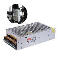 Анет 3D переключатель принтера источник питания драйвер 12В 20A 180 Вт 220В/110В трансформаторный переходник для Reprap Prusa i3 A6 A8 части 3D принтера