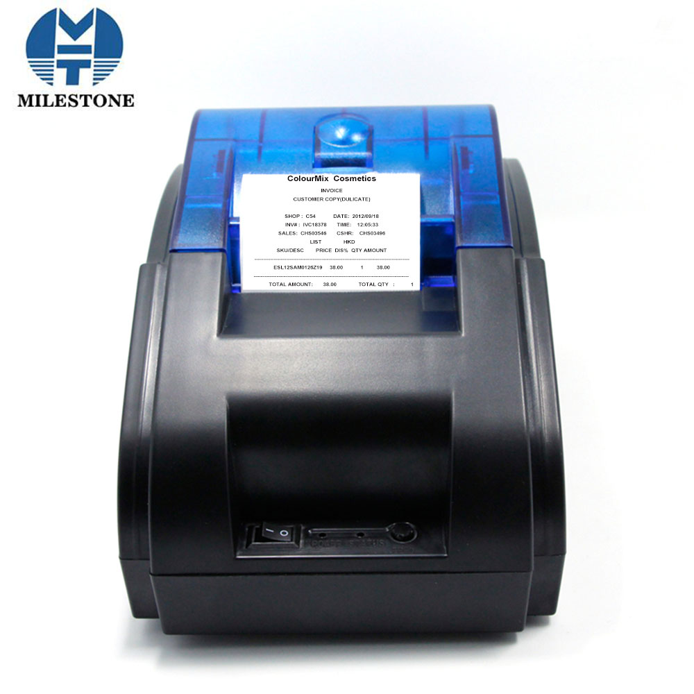 Aliexpresscom Buy POS Bluetooth Thermal Printer Mm Android And - Invoice printer price