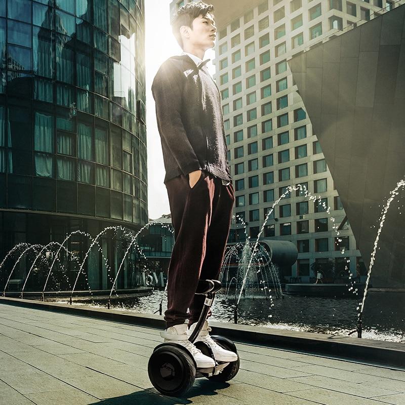 Xiaomi balance électrique voiture & 2 roues adulte scooter électrique & twist voiture auto-équilibrage voiture électrique adulte enfant voyage 30 km/h - 6