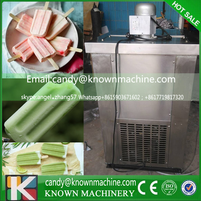 Commerical Ice Lolly Machine (free Shipping By Sea)