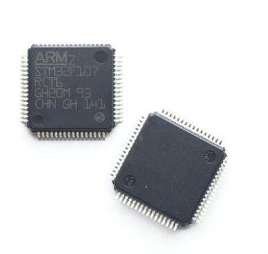 1pcs/lot STM32F107RCT6 STM32F107RBT6 STM32F107 QFP-64 In Stock