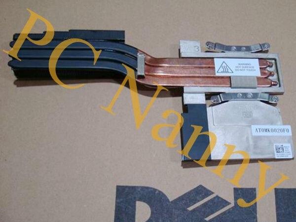 ФОТО For DELL M17X R4 Laptop heatsink Cooler TDMDJ