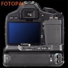 MEKE Vertical Battery Grip BG-E8 for Canon Fotopal MK-550D Battery Grip for Canon Bettery Grip DSLR Digicam