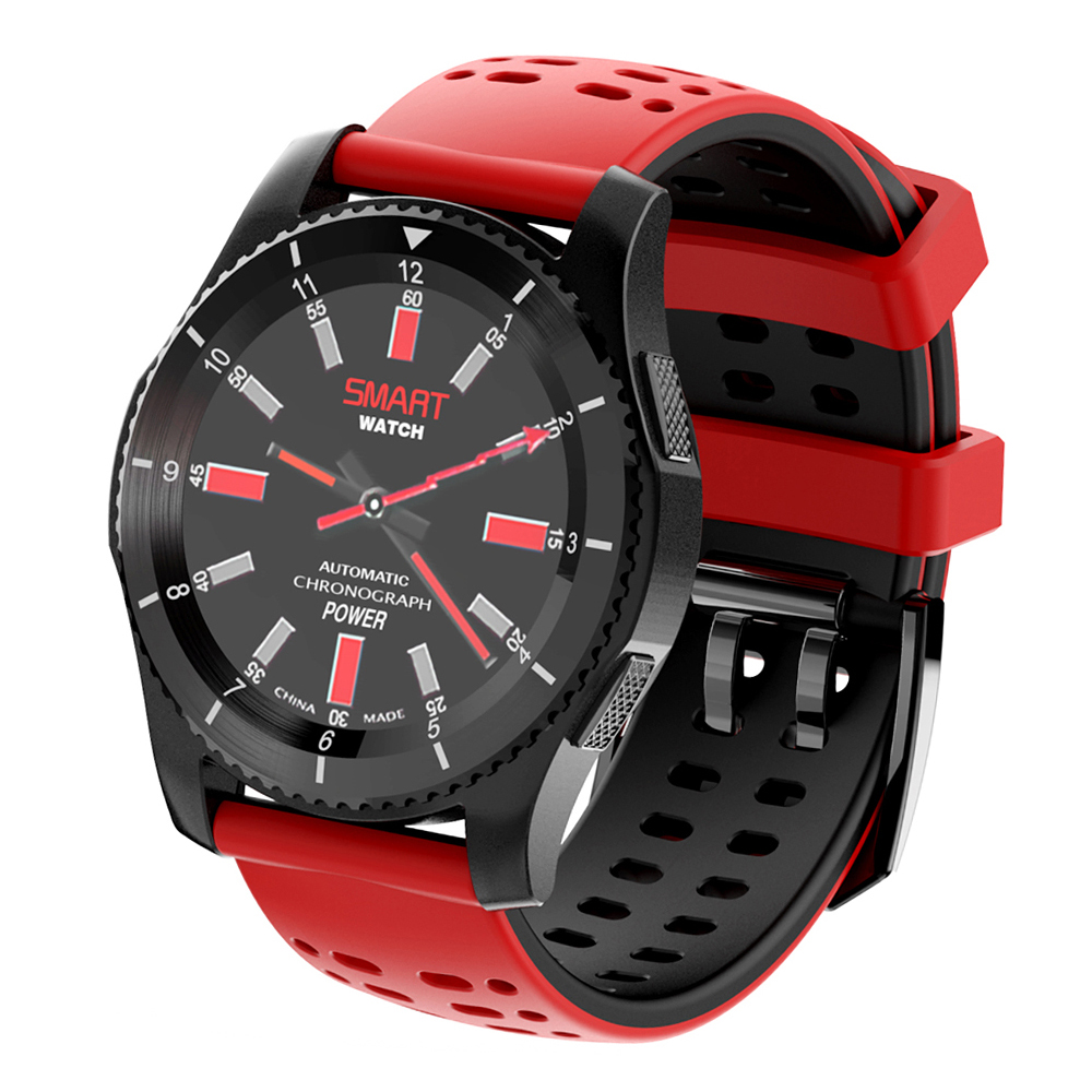 GS8 Bluetooth Smart Watch Sport Wristwatch With GPS Heart Rate Monitor Pedometer Support SIM Card For