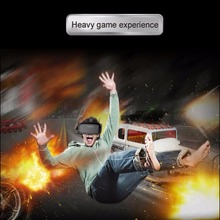 "VRความจริงเสมือน3D RCวิดีโอแว่นตาภาพยนตร์เกมH Eadmountสำหรับ3.5 ~ 6.0 ""นิ้วiOS/A Ndroidมาร์ทโฟน"