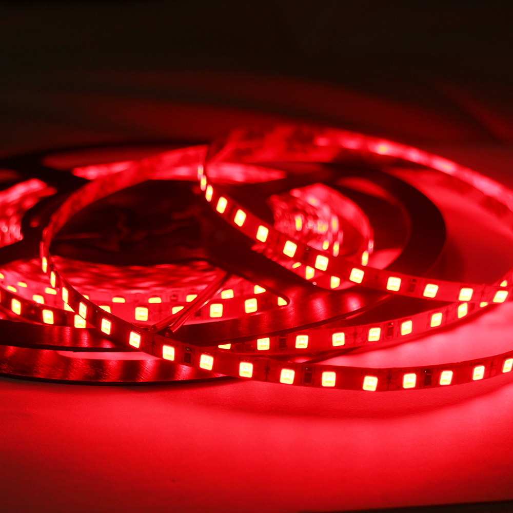 Led Strip Light 5mm Circuit Board 2835 Tape Dc 12v 600led 5m No Waterproof China Flexible Rigid Ip20 3000k 6500k Cool White Warm Red Blue Green In Strips From Lights